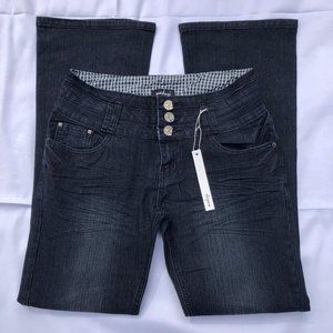 Size 7 Macy's Junior Jeans Bootcut NWT